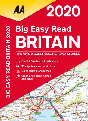 Big Easy Read Britain 2020 - AA Publishing