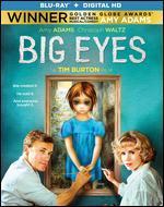 Big Eyes [Includes Digital Copy] [Blu-ray]
