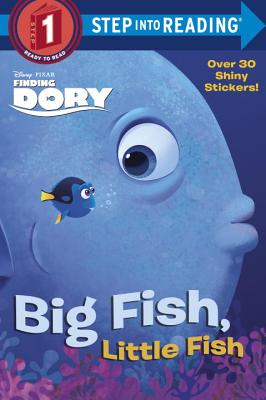 Big Fish, Little Fish (Disney/Pixar Finding Dory) - Webster, Christy