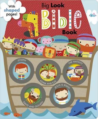Big Look Bible Book -