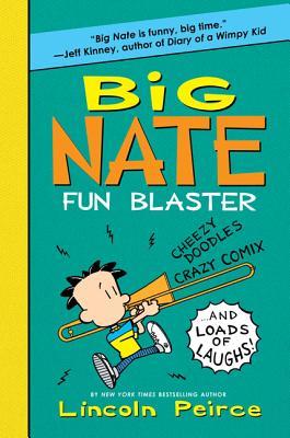 Big Nate: Fun Blaster-Harper Collins Usa - Peirce, Lincoln