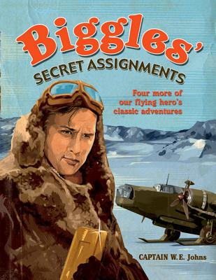 Biggles Big Adventures - WE John Publications