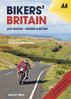 Bikers' Britain - Weir, Simon