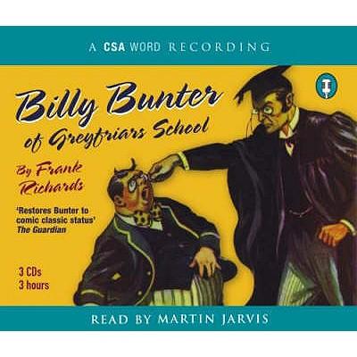 Billy Bunter of Greyfriars School - Richards, Frank
