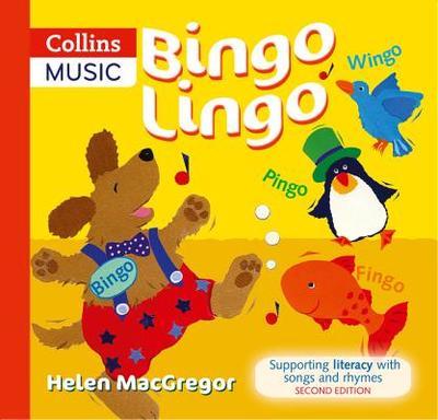 Bingo Lingo - MacGregor, Helen