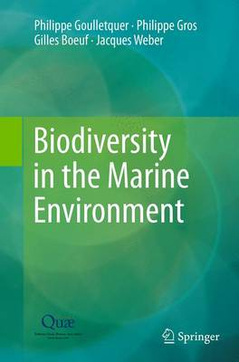 Biodiversity in the Marine Environment - Goulletquer, Philippe, and Gros, Philippe, and Boeuf, Gilles