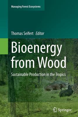 Bioenergy from Wood: Sustainable Production in the Tropics - Seifert, Thomas (Editor)