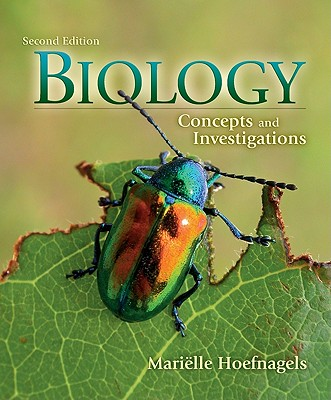 Biology: Concepts and Investigations - Hoefnagels, Marielle, Dr.