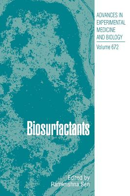 Biosurfactants - Sen, Ramkrishna (Editor)