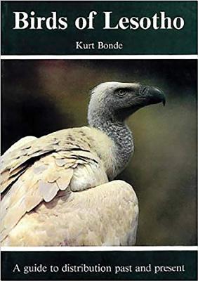 Birds of Lesotho - Bonde, Kurt