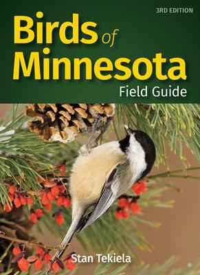 Birds of Minnesota Field Guide - Tekiela, Stan