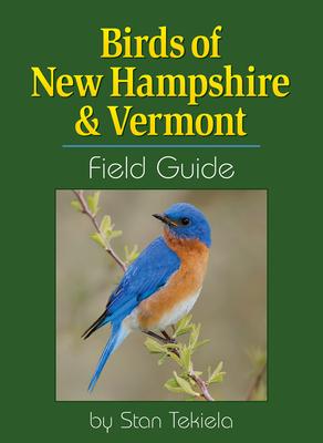 Birds of New Hampshire & Vermont Field Guide - Tekiela, Stan