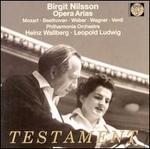 Birgit Nilsson: Opera Arias