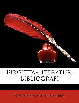 Birgitta-Literatur: Bibliografi (1883) - Klemming, Gustaf Edvard