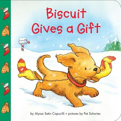 Biscuit Gives a Gift - Capucilli, Alyssa Satin