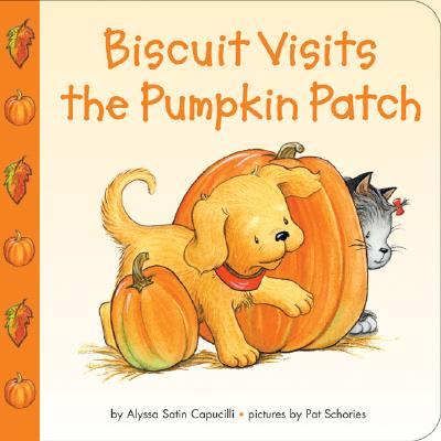 Biscuit Visits the Pumpkin Patch - Capucilli, Alyssa Satin