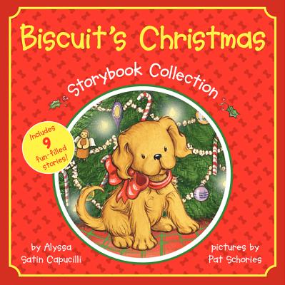 Biscuit's Christmas Storybook Collection - Capucilli, Alyssa Satin