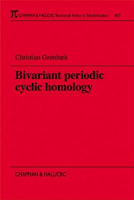 Bivariant Periodic Cyclic Homology - Groenbaek, Christian