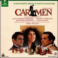 Bizet: Carmen (Highlights) - Faith Esham (soprano); John-Paul Bogart (bass); Julia Migenes (mezzo-soprano); Lillian Watson (soprano);...