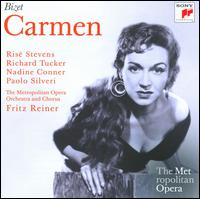 Bizet: Carmen (Metropolitan Opera) - Alessio de Paolis (vocals); Clifford Harvuot (vocals); George Cehanovsky (vocals); Lucine Amara (vocals);...