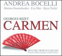Bizet: Carmen - Alain Gabriel (vocals); Andrea Bocelli (tenor); Andrea Bocelli (vocals); Bryn Terfel (vocals); Delphine Haidan (vocals);...