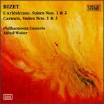 Bizet: L'Arlésienne, Suite Nos. 1 & 2/Carmen,Suite Nos. 1 & 2