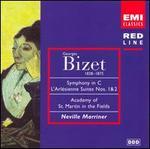 Bizet: Symphony in C; L'Arl�sienne Suites
