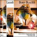 Blacher: Lieder