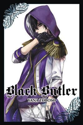 Black Butler, Vol. 24 - Toboso, Yana