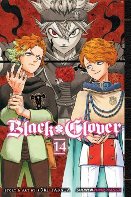 Black Clover, Vol. 14 - Tabata, Yuki
