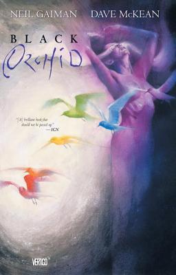 Black Orchid - McKean, Dave (Artist), and Gaiman, Neil