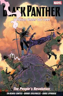 Black Panther: A Nation Under Our Feet Volume 3: The People's Revolution - Coates, Ta-Nehisi