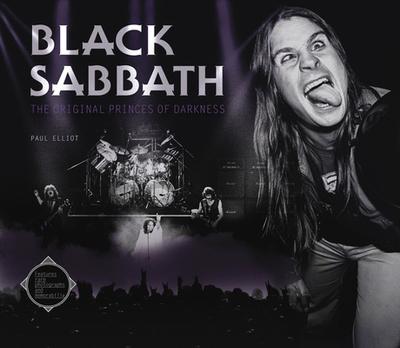 Black Sabbath: The Original Princes of Darkness - Elliott, Paul