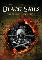 Black Sails: Seasons 1-4 Collection