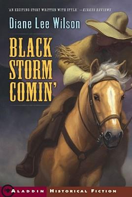 Black Storm Comin' - Wilson, Diane Lee