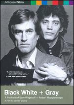 Black White + Gray: A Portrait of Sam Wagstaff and Robert Mapplethorpe - James Crump