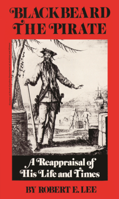 Blackbeard the Pirate - Lee, Robert E