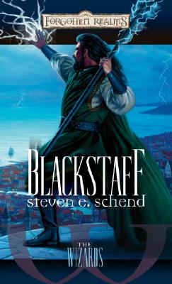 Blackstaff: The Wizards - Schend, Steven E