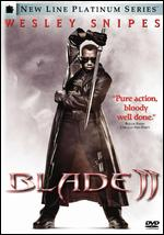Blade II [With Movie Money] - Guillermo del Toro
