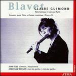 Blavet: Sonates pour flûte et basse continue, Oeuvre 2