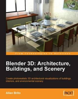 Blender 3D Architecture, Buildings, and Scenery - Brito, Allan