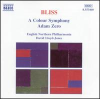 Bliss: A Colour Symphony; Adam Zero - English Northern Philharmonia; David Lloyd-Jones (conductor)
