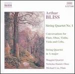 Bliss: String Quartet No. 1