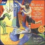 Bloch: Chamber Music with Viola