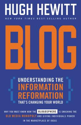 Blog: Understanding the Information Reformation That's Changing Your World - Hewitt, Hugh