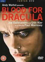 Blood for Dracula - Paul Morrissey