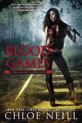 Blood Games - Neill, Chloe