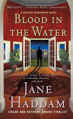 Blood in the Water - Haddam, Jane