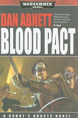 Blood Pact - Abnett, Dan