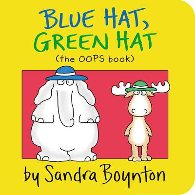 Blue Hat, Green Hat -